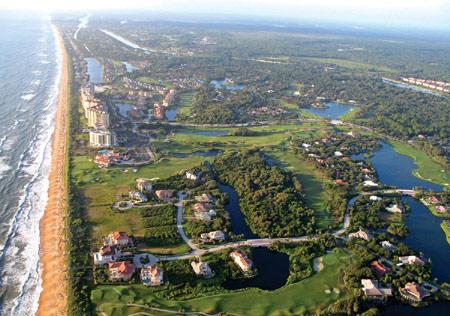 Hammock Dunes, Palm Coast, Florida