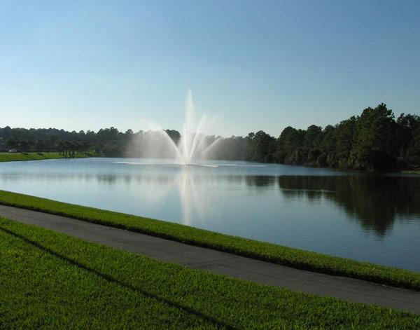 Emerald Lake - Palm Coast Plantation, Florida