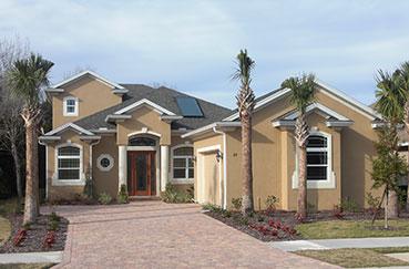 Недвижимость в Америке. Флоридская коллекция домов. Энергоэффективные, экологически чистые дома во Флориде