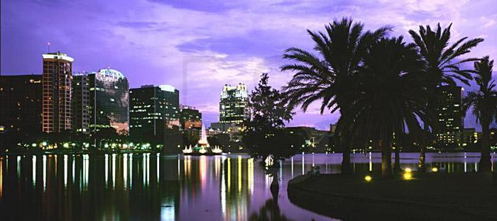 Orlando-florida-downtown