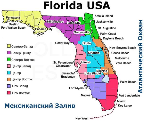 Флорида дома цены болгария квартира купить