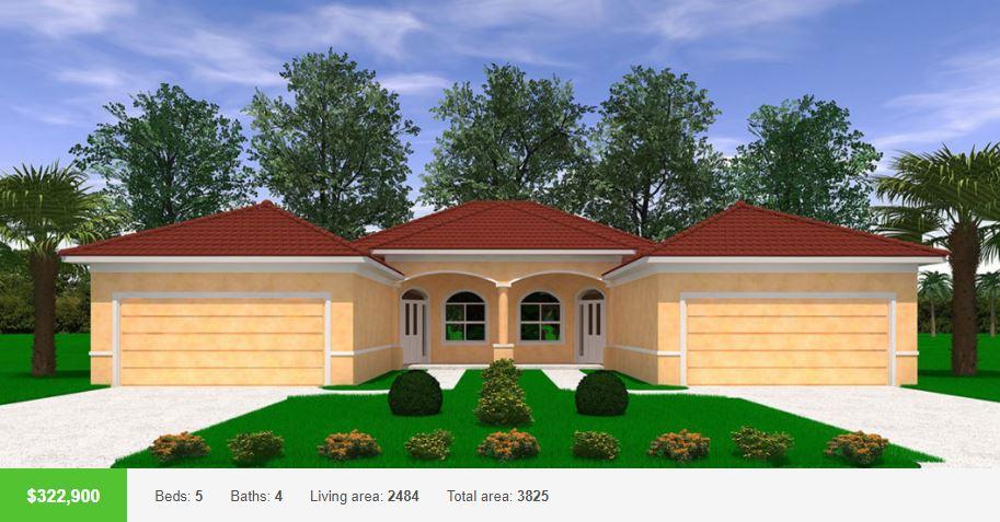 Eva - Duplex Green Home