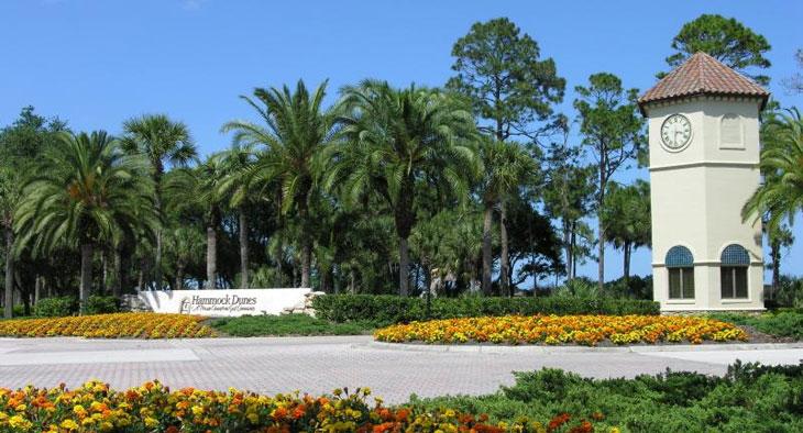 Hammock dunes, Palm Coast, FL